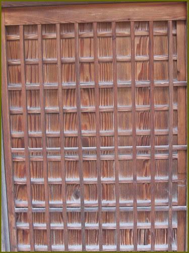 K10 door patterns wood patterns