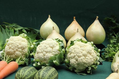 Amazing giant veg