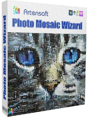 Artensoft Photo Mosaic Wizard 1.8.129 with Registration Key Full Free Download