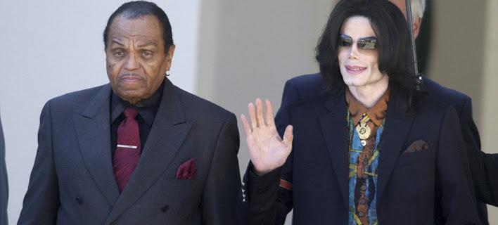 Μαίκλ και Τζο Τζάκσον/ Φωτογραφία: AP