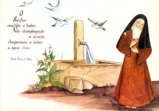 Frases De Santa Tereza Davila