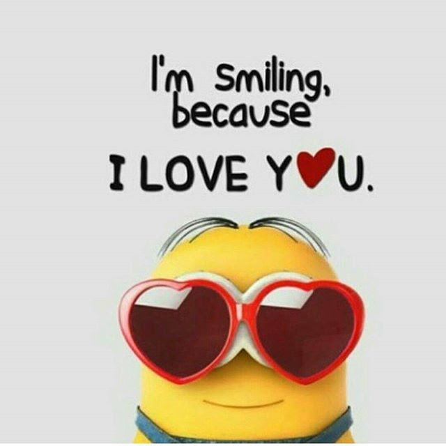 Im Smiling Because I Love You Pictures Photos And Images For