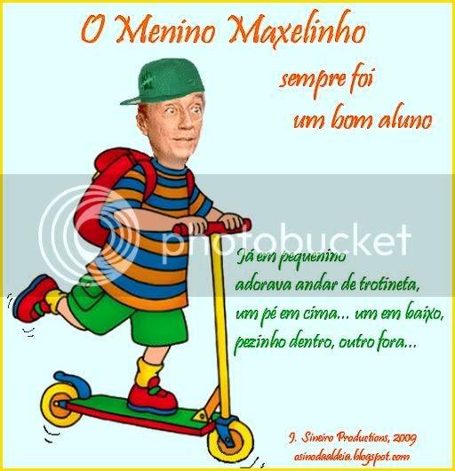 Museu 135 - O Menino Maxelinho
