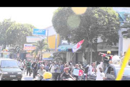 Bendera Negara Papua, Bintang Kejora dibawa Mahasiswa di Yogyakarta