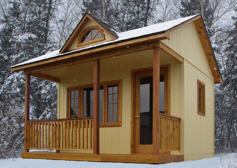 Candian Bunkies Tiny House Blog