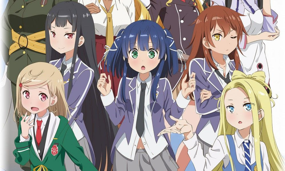 Resultado de imagen para madchen madchen anime
