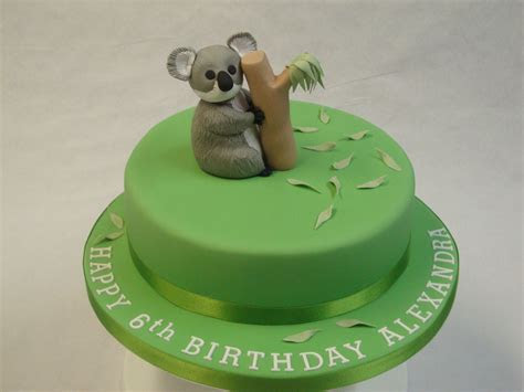 Koala Model Cake   Celebration Cakes   Cakeology