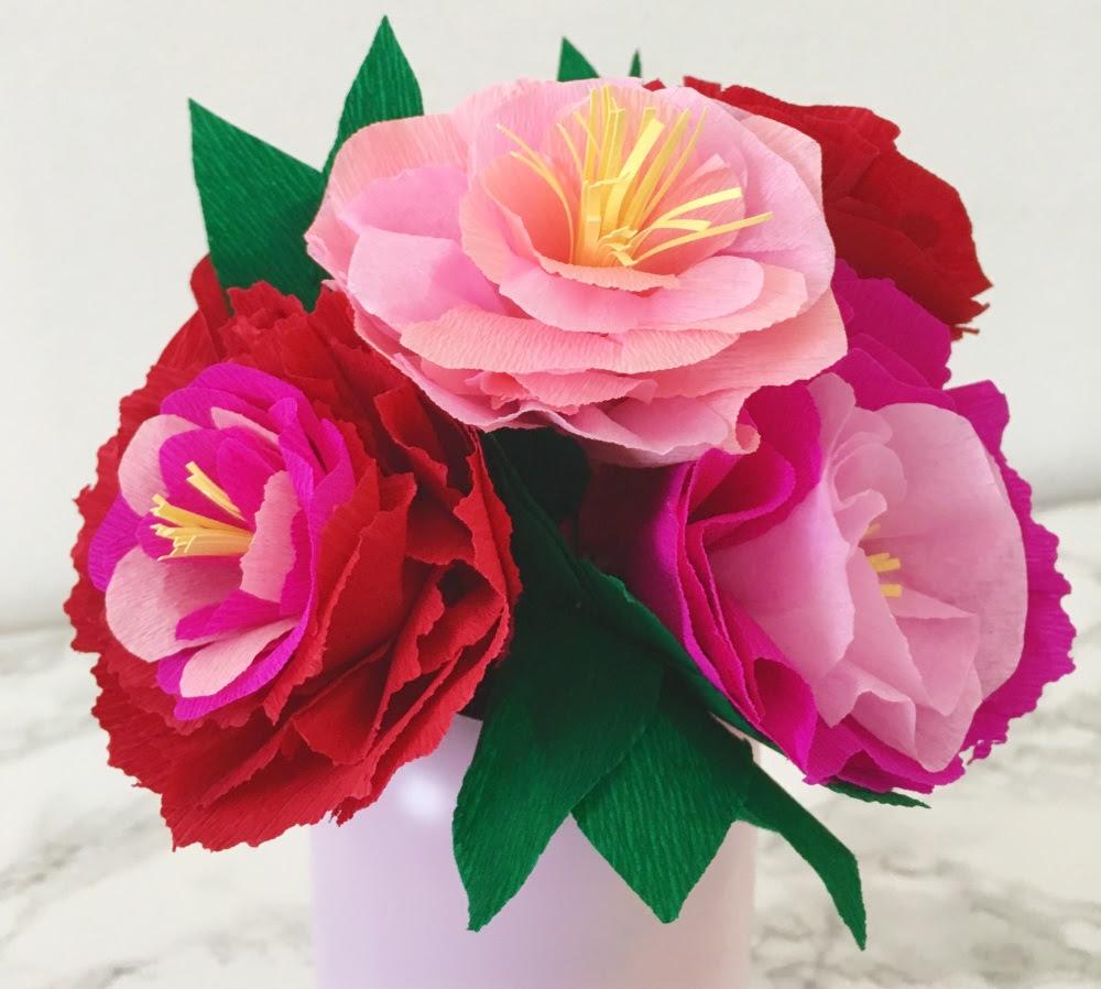 Comment Faire Un Bouquet De Roses fleurs et bouquets en papier book pdf | basic electronics