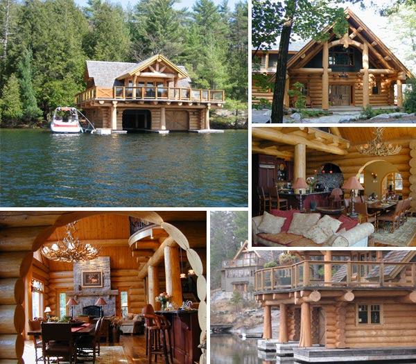 Waterfront-Log-Cabin-1