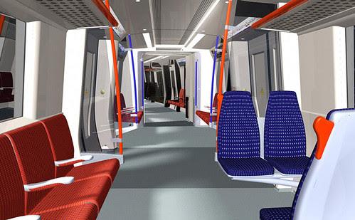 New Metropolitan Line Stock