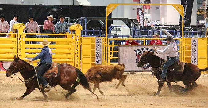 Wrangler National Finals Rodeo 2019 2020 Las Vegas