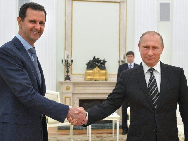 Image result for putin and assad war crimes