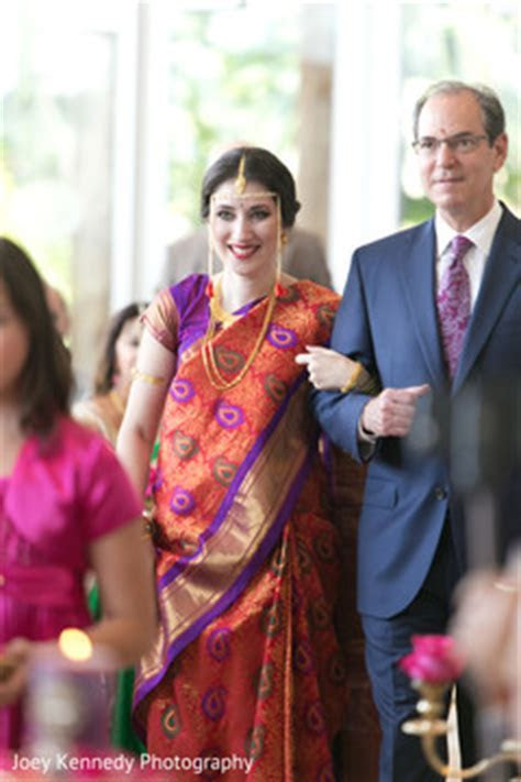 Pittsburgh, PA Hindu Jewish Fusion Wedding by Joey Kennedy