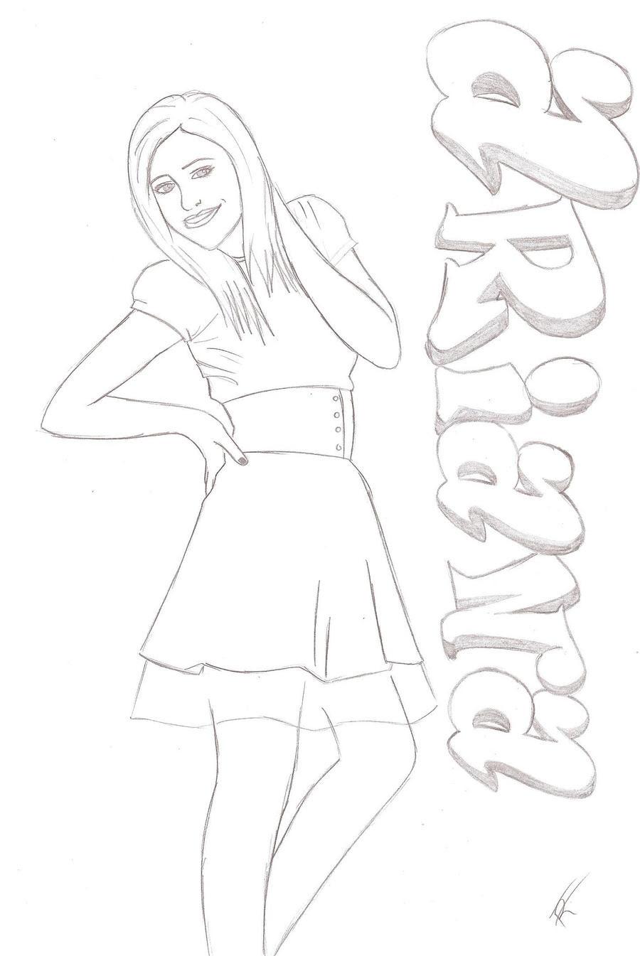 ariana by StarDust127 on deviantART