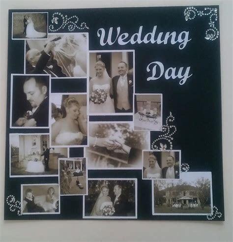 Best 25  Wedding scrapbook layouts ideas on Pinterest