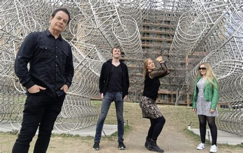 The Wedding Present's David Gedge turns back time for
