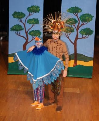 Lion King Costuming The Artfulness