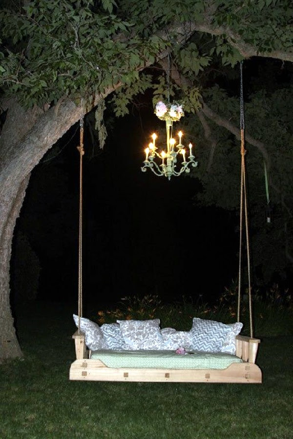 DIY Tree Swing Ideas For More Family Time (16)
