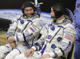 U.S. and Russian Astronauts Safe After Making Emergency Landing When Booster Rocket Failed on Launch