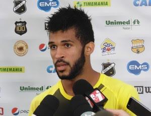 Alvinho abc (Foto: Carlos Arthur/GloboEsporte.com)