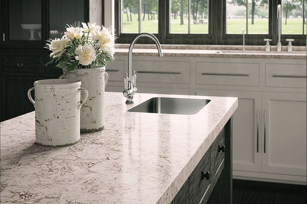 Most Popular Trendy Quartz Kitchen Countertops Ideas