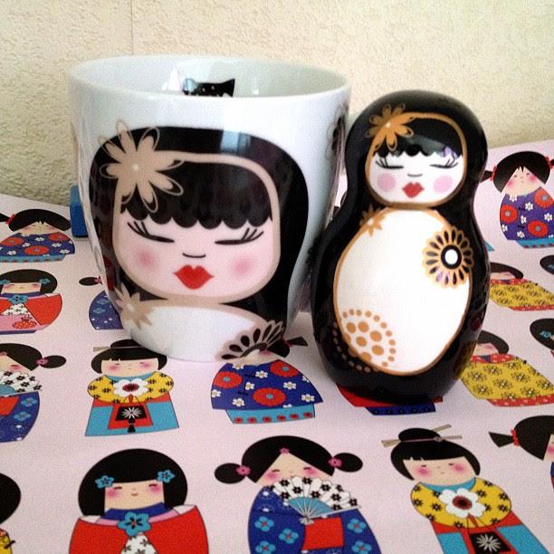 #russaindoll #cup #mug #present #ornament