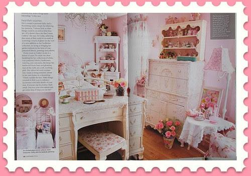 Cottage Style Magazine feature