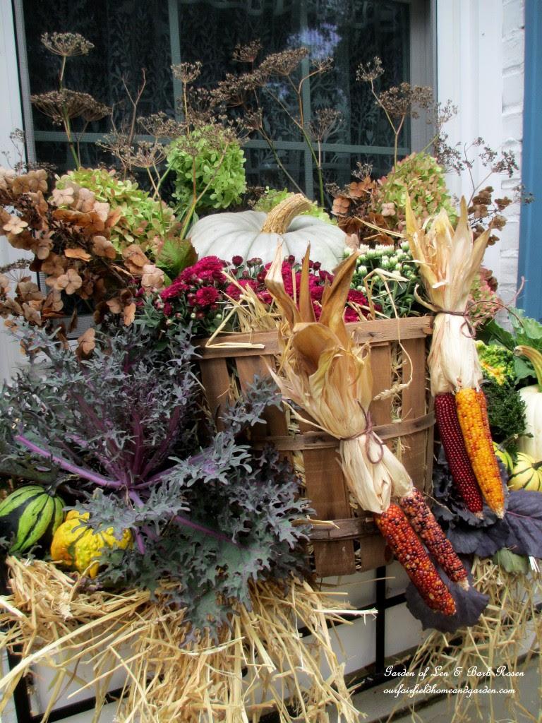 Fall Outdoor Decor ~ Our Fairfield Home and Garden   Our ...