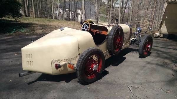 1977 VW Beetle Bugatti Kit Car for sale in Manassas, Virginia, United States for sale: photos ...