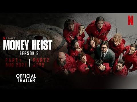 Money Heist 5 | UPCOMING MOVIE HD INTERESTING FACTS | Álex Pina |Álvaro Mort
