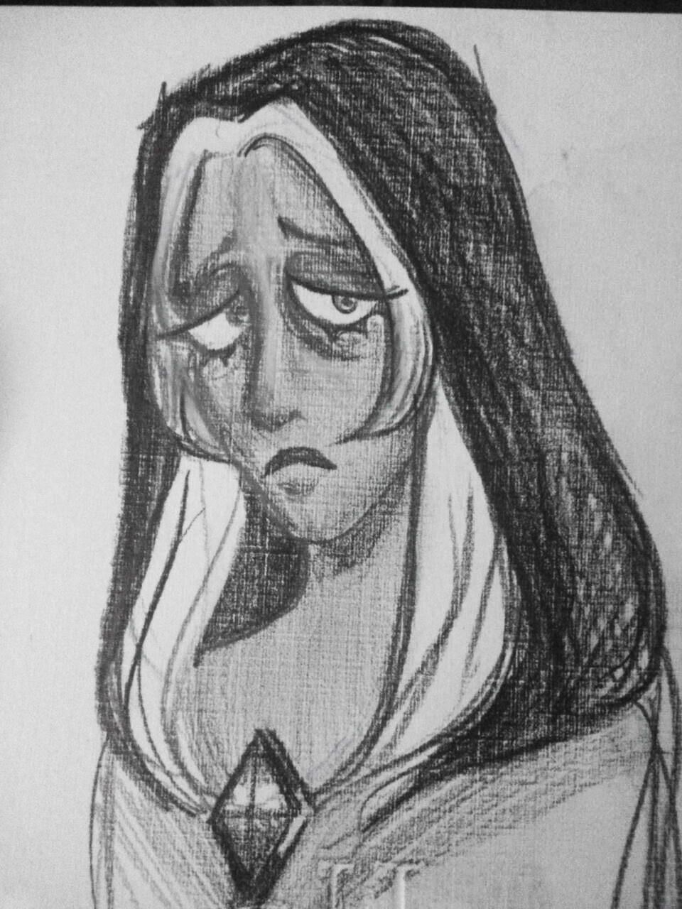 tfw you see the new stevenbomb but have no motivation to draw
