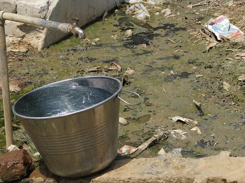 India - Rural - 02 - water source by mckaysavage, on Flickr