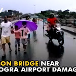 Flights Cancelled, Tourists Stranded As Torrential Rains Hit North Bengal | The News