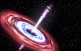Perierga.gr - Πώς μοιάζει μια μαύρη τρύπα όταν «καταπίνει» ένα αστέρι;