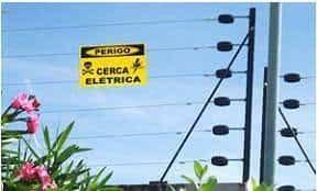 cerca eletrica