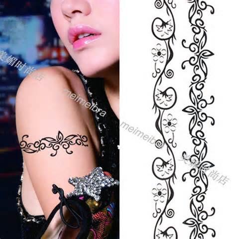Women Armband Tattoo
