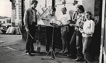 Rhythm Method outside Rock'n'Roll 1980