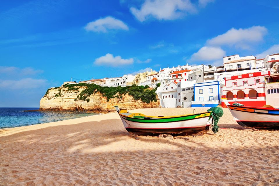 Région d'Algarve, Portugal