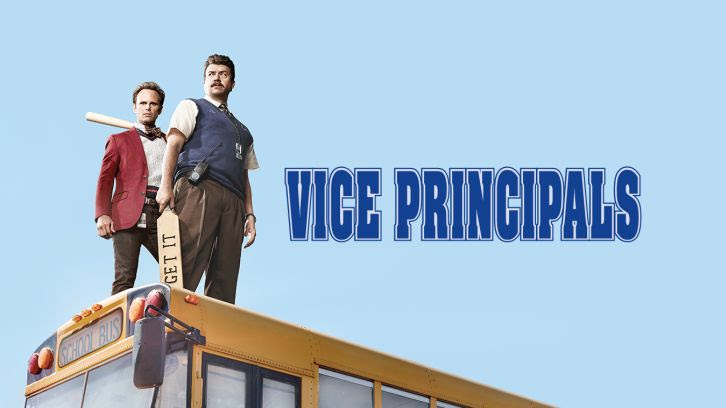 Vice Principals - Episode 2.01 - 2.09 (Series Finale) - Press Release