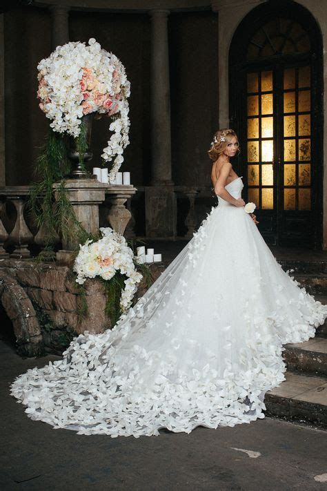Best 25  Butterfly wedding dress ideas on Pinterest