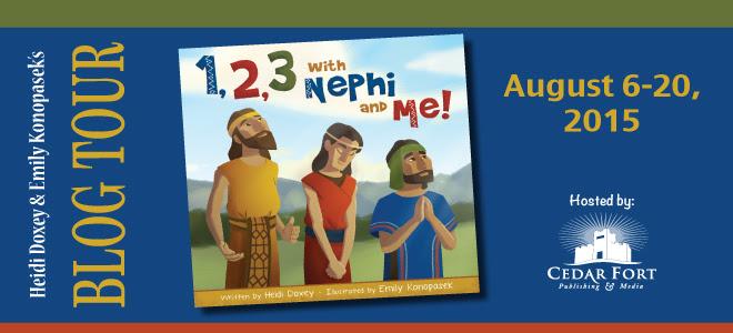1-2-3 Nephi blog tour