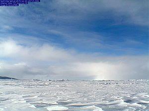 North Pole scenery