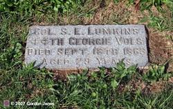 Col Samuel P. Lumpkin