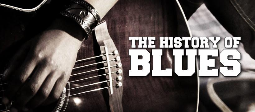 Pengaruh musik blues dalam rock
