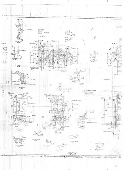Corvair Blueprint files in Jpeg