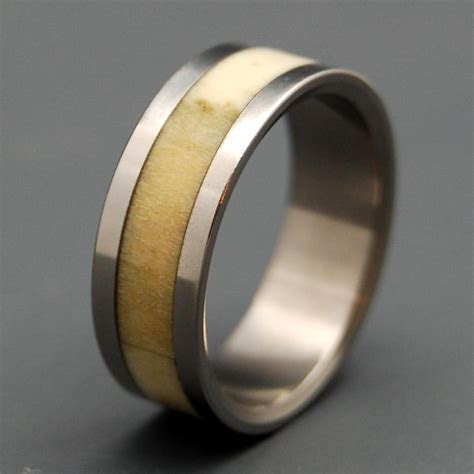 Antler Ring   Unique Wedding Rings   Artemis   Minter and