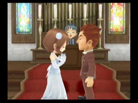 Harvest Moon: Animal Parade   Owen: Wedding   YouTube