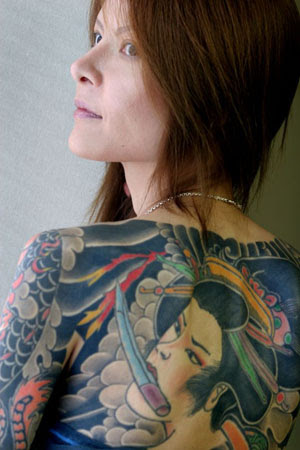 Female Tattoo Pictures Gallery