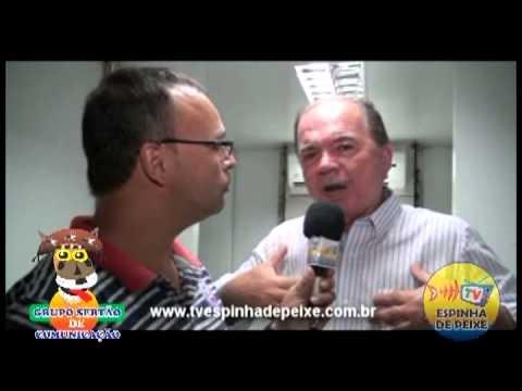 WEB TV ESPINHA DE PEIXE  - Deputado Federal João Leão - XIQUE-XIQUE-BA