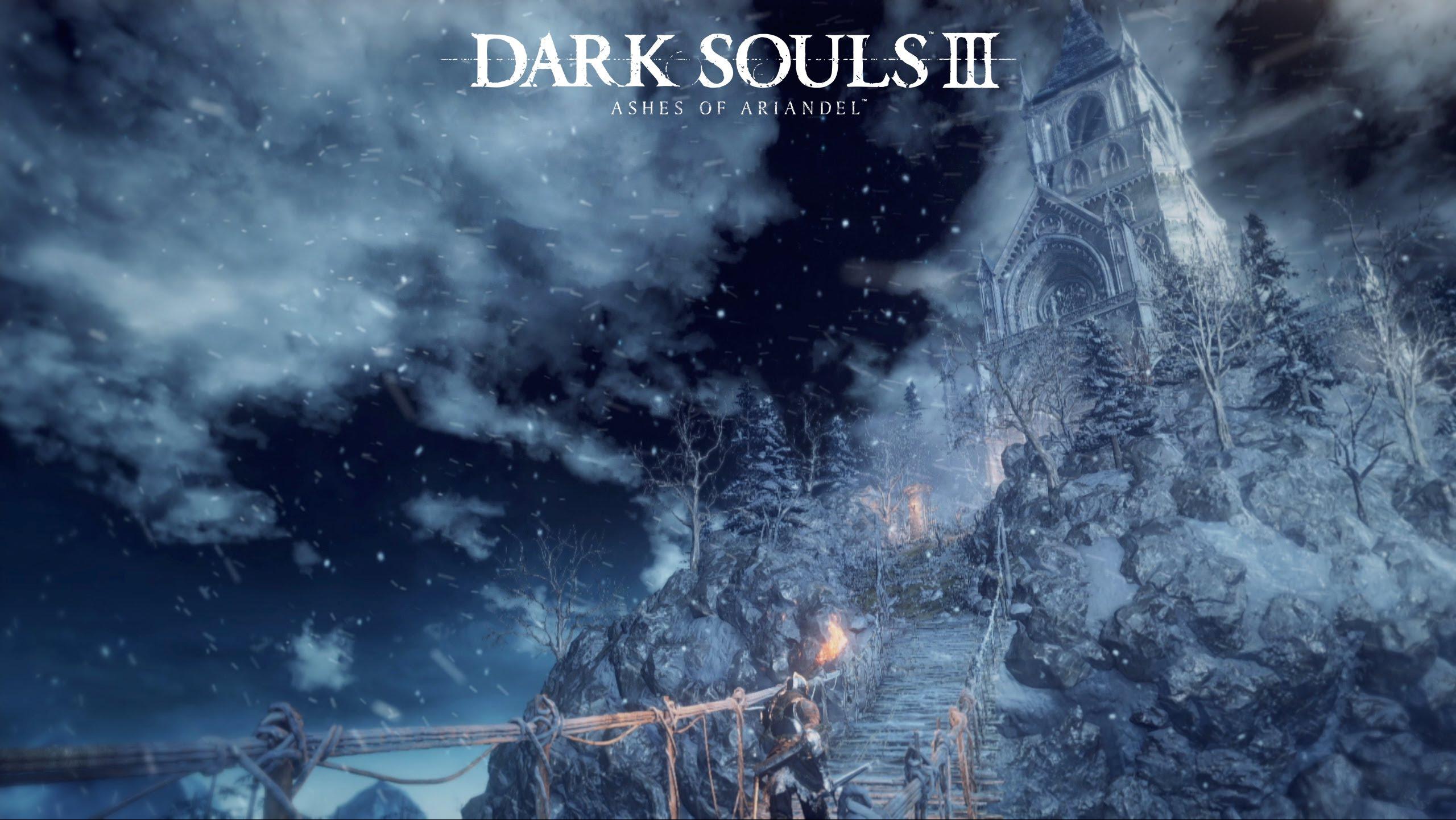 Dark Souls 3 Ashes Of Ariandel Dlc Walkthrough Low Spoilers